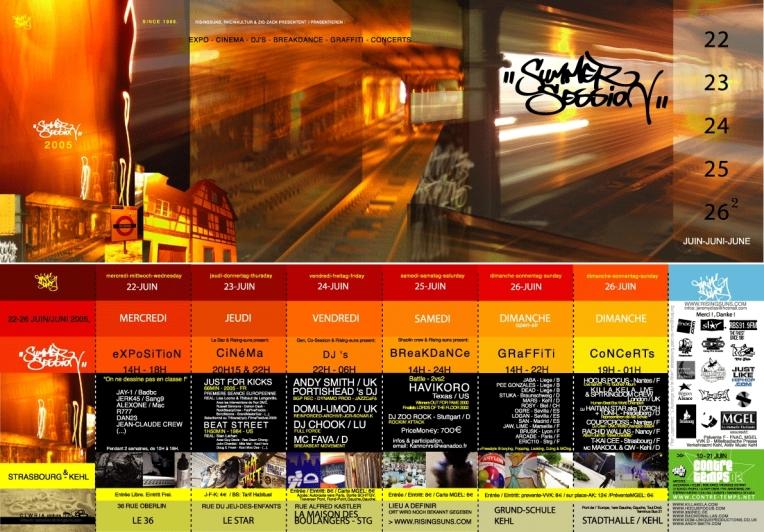Programme 2005