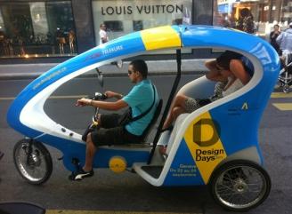 taxibike