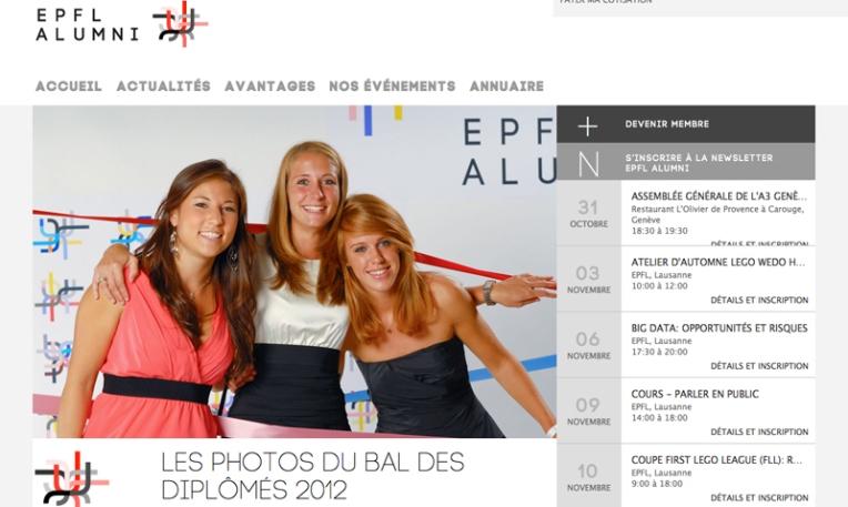 EPFLwebpage